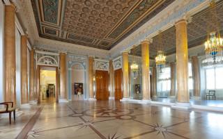 Интерьер Строгановского дворца