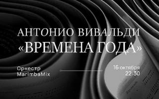Концерт «Антонио Вивальди: Времена года» Фото: https://www.planetarium.one/event-details/
