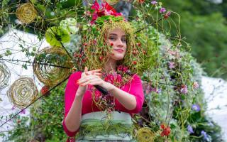 Фестиваль цветов. Фото: https://vk.com/festivalofflowers