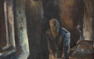 Достоевский в изобразительном искусстве из собрания Русского музея. К 200-летию со дня рождения писателя
