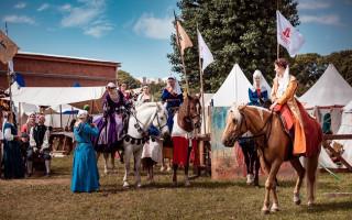 Исторический фестиваль «Битва на Неве»