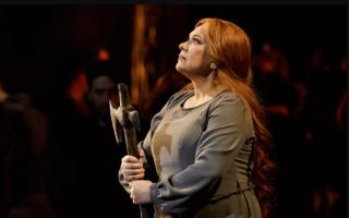 Открытие сезона в Мариинке - опера П. И. Чайковского «Орлеанская дева»