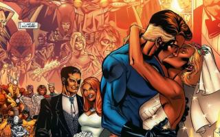 Лекция «Свадьба, свадьба, комикс, комикс...»