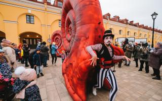 II Передвижной фестиваль негосударственных театров Санкт-Петербурга