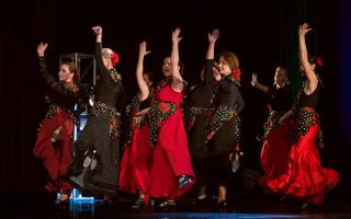 Школа и театр фламенко Fabrica de Tabaco. Фото: https://vk.com/flamenco_nz