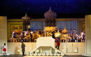 Для детей: опера Николая Римского-Корсакова «Золотой петушок»