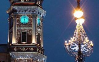 Часы на Думской башне, источник фото: http://www.vashdosug.ru/spb/wellness/news/65808/