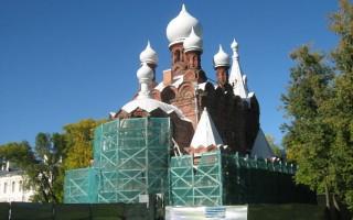 Иулиановская церковь, современный вид. Автор: Peterburg23, Wikimedia Commons