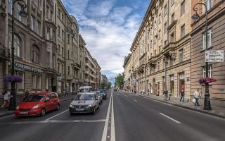 Каменноостровский проспект Санкт-Петербург, источник фото: Wikimedia Commons, Автор: Florstein