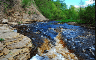 Каньон реки Лавы, источник фото: http://wikimapia.org/6516388/ru/Каньон-реки-Лавы
