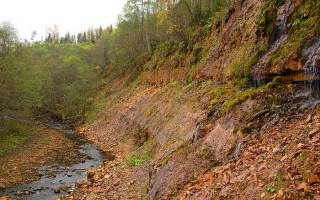 Каньон реки Рагуша, источник фото: Wikimedia Commons, Автор: 401