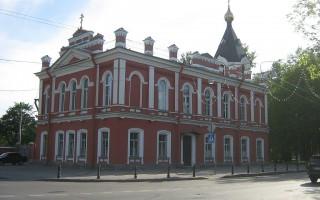 Вознесенская церковь. Автор: Peterburg23, Wikimedia Commons