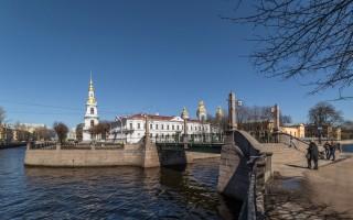 Семимостье. Красногвардейский мост. Florstein (WikiPhotoSpace) wikimedia