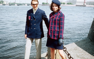 Ленинградская мода 1960-1980-х годов. Фото: tushinetc.livejournal.com