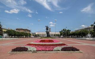 Площадь Ленина в Санкт-Петербурге, источник фото: Wikimedia Commons, Автор: Florstein (WikiPhotoSpace)