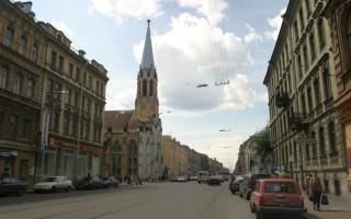 Лютеранская Церковь Святого Михаила, источник фото: https://vk.com/spbstmihail