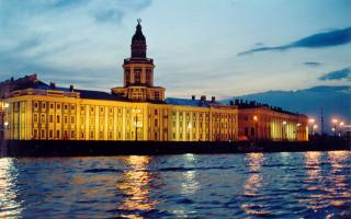 Санкт-Петербург, Университетская набережная. Фото: Michael Hoffmann (Hamlet53). Источник: Wikimedia Commons