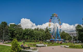 Московский парк Победы. Фото: Florstein (WikiPhotoSpace)