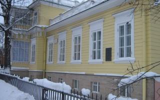 Музей-дача А.С.Пушкина. Автор: Peterburg23, Wikimedia Commons