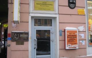 """Вход в музей """"Русский Левша"""". Автор: Peterburg23, Wikimedia Commons"""