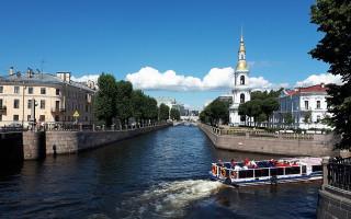 Набережные Крюкова канала. Фото: AurinkoX (Wikimedia Commons)