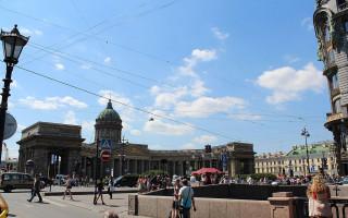 Невский проспект. Фото: Deror_avi