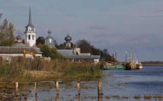 Фотографии русских городов - Новая Ладога