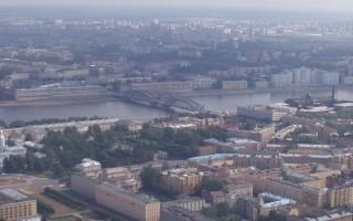 Мост Петра Великого. Автор фото: Ssr (Wikimedia Commons)