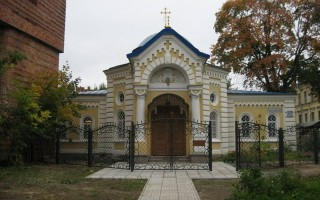 Собор Николая Чудотворца.