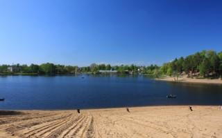 Пляжи в Петербурге, где можно отдохнуть после работы
