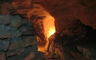 Саблинские пещеры, источник фото: https://vk.com/club10962 Автор: Веселый Копарь