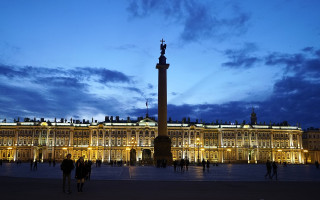 Санкт-Петербург. Фото: dvorianova