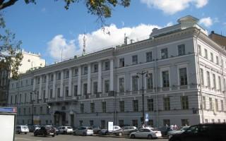 Особняк Фитингофа. Автор: Александров, Wikimedia Commons
