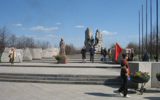 Санкт-Петербург. Проспект Славы, Парк Интернационалистов. Фото: Peterburg23 (Wikimedia Commons)