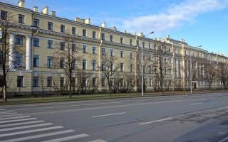 Петроградская набережная. https://commons.wikimedia.org