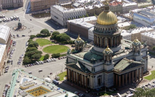 Исаакиевский собор. Фото: Jrissman