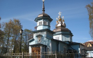 Храм Дмитрия Солунского. Автор:  Александров, Wikimedia Commons