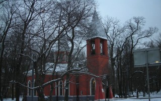 Церковь Рождества Иоанна Предтечи. Автор: Medved', Wikimedia Commons