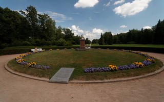 Мемориал памяти жертв Революции. Автор: Txllxt TxllxT, Wikimedia Commons