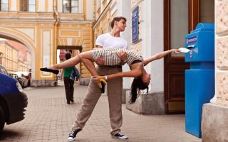 """""""Танцующий Петербург"""". Фото: bigpicture.ru"""