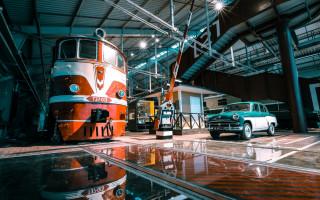 Музей железных дорог России, источник фото: rzd-museum.ru