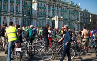 Велосипедизации Санкт-Петербурга. Фото: velosipedization.ru