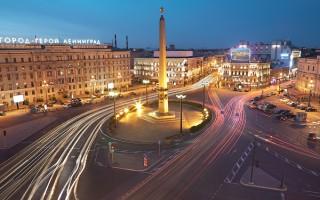 Обелиск «Городу-герою Ленинграду». Автор: Ivan Smelov ( http://smelov.livejournal.com/), Wikimedia Commons