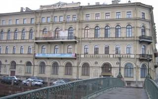 Музейно-выставочный центр «Петербургский художник». Автор: Peterburg23,  Wikimedia Commons