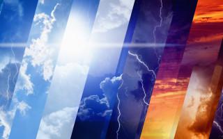 Прогноз погоды в Петергофе