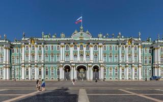 Зимний дворец, источник фото: Wikimedia Commons, Автор: Florstein