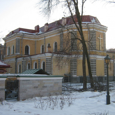 Собор Успения Пресвятой Девы Марии. Автор: Peterburg23, Wikimedia Commons