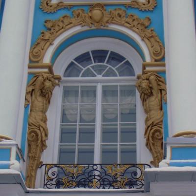 Екатерининский дворец.Автор: Georg Dembowski, Википедия