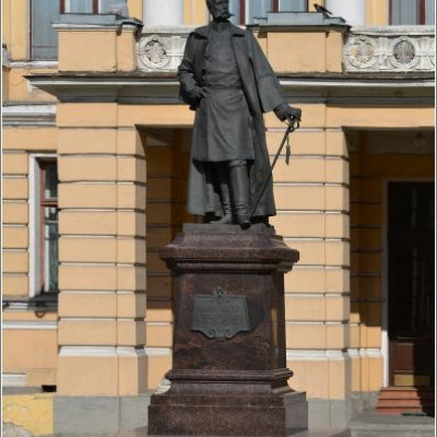Памятник Александру II в Санкт-Петербурге, источник фото: wikimapia.org