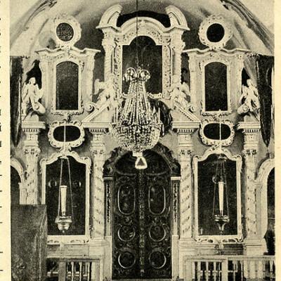 Благовещенская церковь. Из коллекции М.Ю.Мещанинова. Автор: Peterburg23, Wikimedia Commons